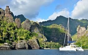 N. Polynesia – Marquesas & Tuamotus
