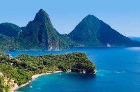 Windward Islands – St Lucia, Martinique, Dominica