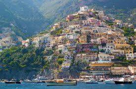 Italy, Aeolian Islands, Amalfi Coast
