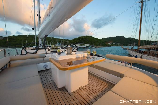 Oyster 125' TWILIGHT Flybridge