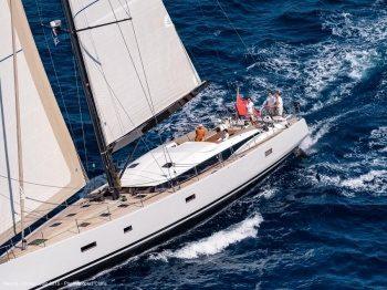 Neyina Sailing. CNB 76